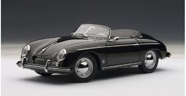 Porsche 356A  Black 1:18 AUTOart 77863