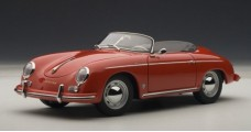 Porsche 356A Speedster Red 1:18 AUTOart 77864