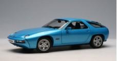 Porsche 928 Blue 1:18 AUTOart 77901