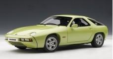 Porsche 928 Green 1:18 AUTOart 77904