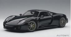 Porsche 918 Spyder Weissach Package 2013 1:18  AUTOart 77928