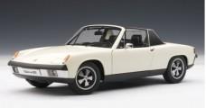 Porsche 914/6 White 1970 1:18 AUTOart 77933