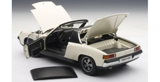 White metal model car kits 12