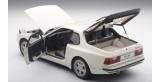 Porsche 944 White 1985 1:18 AUTOart 77958