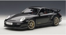 Porsche 911 (997) GT2 RS Black 1:18 AUTOart 77962