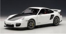 Porsche 911 (997) GT2 RS White 1:18 AUTOart 77963