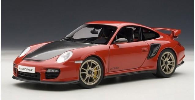 Porsche 911 (997) GT2 RS Red 1:18 AUTOart 77964