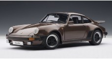 Porsche 911 Turbo Brown Copper 1:18 AUTOart 77973