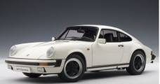 Porsche 911 Carrera 3.2 Coupe White 1:18 AUTOart 78012