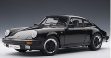 Porsche 911 Carrera 3.2 Coupe Black 1:18  AUTOart 78013