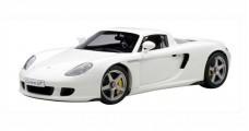 Porsche Carrera GT White 1:18 AUTOart 78045
