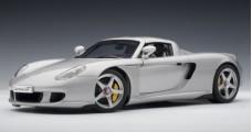 Porsche Carrera GT Silver 1:18 AUTOart 78046