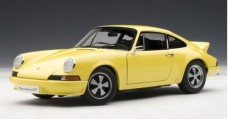 Porsche 911 Carrera RS 1973  Yellow 1:18 AUTOart 78056