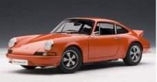 Porsche 911 Carrera RS 1973 Red 1:18 AUTOart 78057