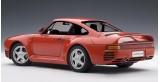 Porsche 959 Red 1:18 AUTOart 78082