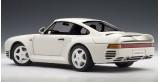 Porsche 959 White 1:18 AUTOart 78083