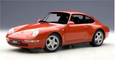Porsche 911 (993) Carrera 1995 Red 1:18 AUTOart 78132