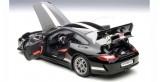 Porsche 911 (997) GT3 RS 4.0 2011 Gloss Black / Silver 1:18 AUTOart 78146