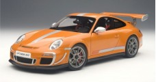 Porsche 911 997-2 GT3RS 4.0 COUPE 2011 Orange 1:18 AUTOart 78148