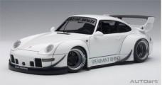 Porsche 993 RWB Composite White 1:18 AUTOart 78150