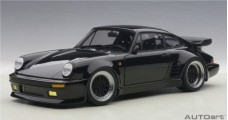 PORSCHE 911(930) Turbo Wangan Midnight Black Bird 1:18  AUTOart 78156