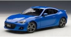 Subaru BR-Z Blue 1:18 AUTOart 78691