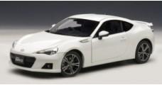 Subaru BR-Z White 1:18 AUTOart 78693