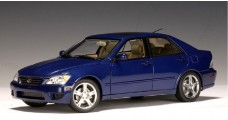 Lexus IS300 Blue 1:18 AUTOart 78702
