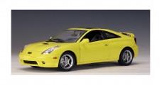 Toyota Celica GTS Yellow 1:18 AUTOart 78728
