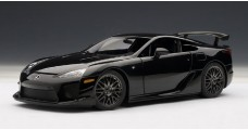 Lexus LFA Nurburgring Package Black 1:18 AUTOart 78838
