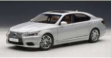 Lexus LS600HL Silver 1:18 AUTOart 78841