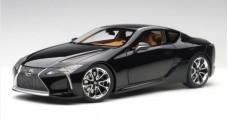 Lexus LC500 Composite Black 1:18 AUTOart 78849