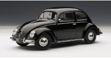 Volkswagen Beetle Kaefer Black 1:18 AUTOart 79776