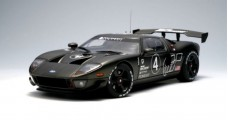 Ford GT L.M. Spec II Test Car 2005 Carbon Fiber Livery 1:18 AUTOart 80514