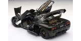 Mclaren F1 Stealth Gran Turismo GT50 Black 1:18 AUTOart 81040