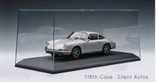 Acrylic Display Case for 1:18 Scale Model Cars