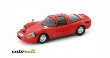 NSU Thurner RS Year 1969 red 1:43 AutoCult 02007