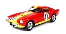 Ferrari 250 TDF 24H Le Mans 1959 s/n 1321 GT Car no11 Red 1:18 BBR BBR1836