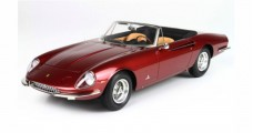 Ferrari 365 California Ruby Red Metalic 1:18 BBR CARS1809
