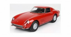 Ferrari 275 GTB Short nose 1964 Paris Auto Show Red 1:18  BBR Models BBR1822