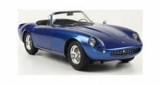 Ferrari 275 GTS/4 Spider Nart Steve McQueen 1967 Blue 1:18  BBR Models BBR1824