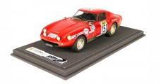 Ferrari 275 GTB Tour De France 1970 Sponsor BIC End of Race with Case 1:18  BBR Models BBR1829DIRTY