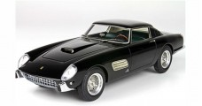 Ferrari 250 GT 1957 Prince Bernhard of Holland Black 1:18 With Display Case BBR1837