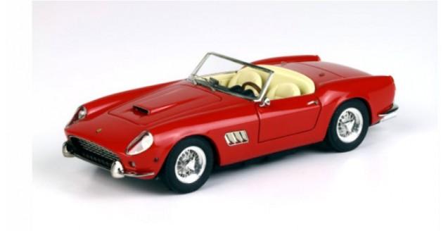 Ferrari 250 Swb California 1960 Red 1:43 BBR Models BBR216A