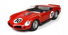 Ferrari 250 TR61 Red 1:18 BBR Models BBRC1804