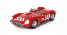Ferrari 315 S Vincitore Mille Miglia 1957 Taruffi SN 0684 Red 1:18  BBR Models BBRC1807
