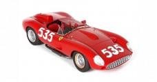 Ferrari 315 S Vincitore Mille Miglia 1957 Taruffi SN 0684 With Case 1:18  BBR Models BBRC1807V