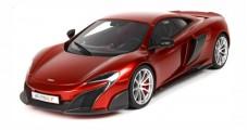 McLaren 675LT Red Volcano 1:18 BBR Models BBRC1814D