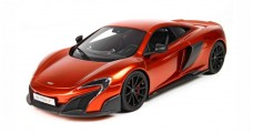 McLaren 675LT Orange Met 1:18  BBR Models BBRC1814E