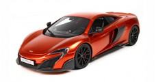 McLaren 675LT Orange Met 1:18  BBR Models BBRC1814E